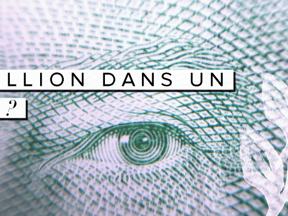 un million dans un celi