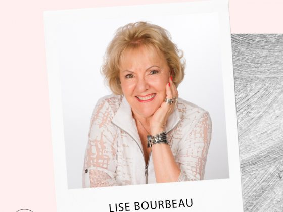 Portrait Lise Bourbeau